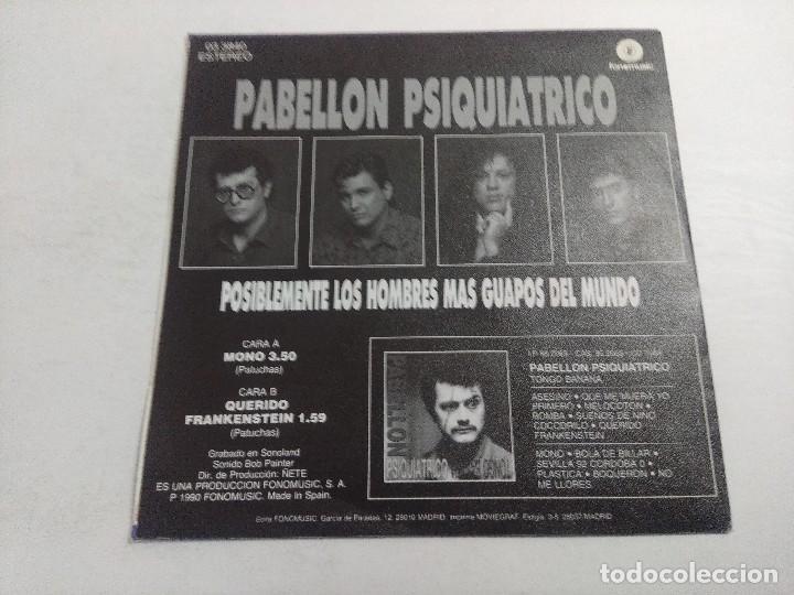 Discos de vinilo: SINGLE/PABELLON PSIQUIATRICO/MONO. - Foto 3 - 268718004