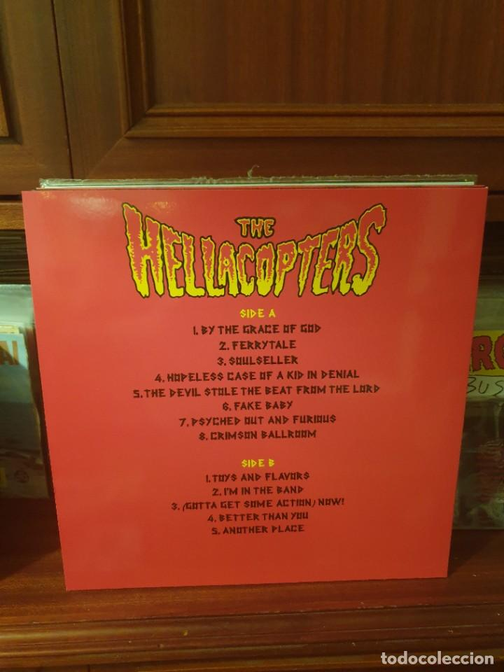 Discos de vinilo: HELLACOPTERS / RECORDED OCTOBER.... / NOT ON LABEL - Foto 2 - 268718319