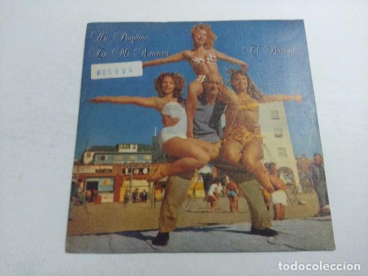 SINGLE/UN PINGUINO EN MI ASCENSOR/EL BALNEARIO/PROMOCIONAL. (Música - Discos - Singles Vinilo - Grupos Españoles de los 70 y 80)