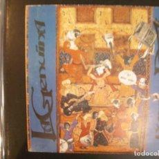 Discos de vinilo: LA GENUINA- UF! QUINA CALOR. SINGLE.. Lote 268719019