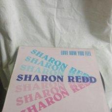 Discos de vinilo: LP SHARON REDD SUPER SINGLE 45 R.P.M.. Lote 268726894