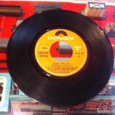 Disques de vinyle: SINGLE - EP. DISCO SIN CARÁTULA. NINO BRAVO. YO NO SÉ PORQUE ESTA MELODÍA. AMÉRICA... 1973. Lote 268731094