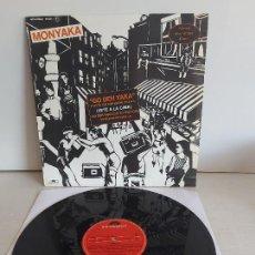 Discos de vinilo: MONYAKA / GO DEH YAKA / MAXI SG - POLYDOR-1983 / MBC. ***/***. Lote 268733079