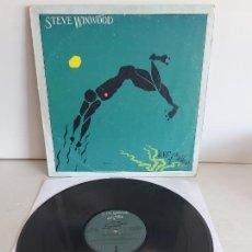 Discos de vinilo: STEVE WINWOOD / ARC OF A DIVER / LP - ISLAND-1981 / MBC. ***/***. Lote 268734129