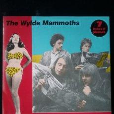 Discos de vinilo: THE WILDE MAMMOTHS 1988 CRYPT RECORDS. Lote 268735409