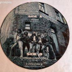 """Discos de vinilo: LIVING DEATH -EISBEIN (MIT SAUERKRAUT)- PICTURE DISC 12"""". Lote 268736619"""
