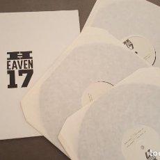 Discos de vinilo: HEAVEN 17 RETOX / DETOX X 3 MAXI SINGLE PROMO CON PORTADA. Lote 268737819
