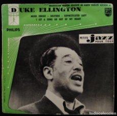 Discos de vinilo: DUKE ELLINGTON AND HIS ORCHESTRA - PLAYS DUKE ELLINGTON. Lote 268740274