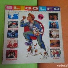 Discos de vinilo: LP , EL GOLFO, 24 EXITOS VERSIONES ORIGINALES, GRUPOS ESPAÑOLES, DOBLE LP , VER FOTOS. Lote 268740669
