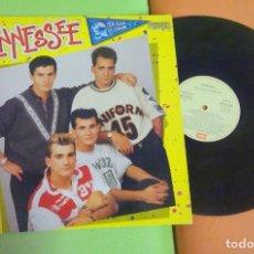 Discos de vinilo: LP , TENESSEE , UNA NOCHE EN MALIBU , VER FOTOS. Lote 268740969