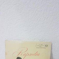 Discos de vinilo: RASPODIA. Lote 268743044