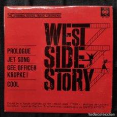 Discos de vinilo: LEONARD BERNSTEIN - WEST SIDE STORY. Lote 268749149