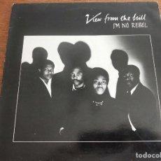 Discos de vinilo: VIEW FROM THE HILL – I'M NO REBEL. SURVIVAL RECORDS – SUR 12 033. COMO NUEVO. MINT / VG+. Lote 268756809