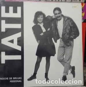 TATE - PERSONAL - NOCHE DE BRUJAS - 12 SIN GLE - AÑO 1898 (Música - Discos de Vinilo - Maxi Singles - Grupos Españoles de los 70 y 80)