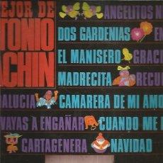 Discos de vinilo: ANTONIO MACHIN LO MEJOR. Lote 268760479