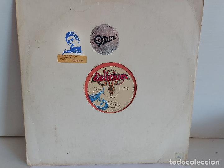 Discos de vinilo: KASSO / DIG IT / LP - DELIRIUM-1982 / MBC. ***/***DIFÍCIL. - Foto 2 - 268761979