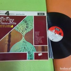 Discos de vinilo: LP , RONNIE ALDRICH - ALL TIME PIANO HITS - PHASE 4 STEREO SPECTACULAR, VER FOTOS. Lote 268763984