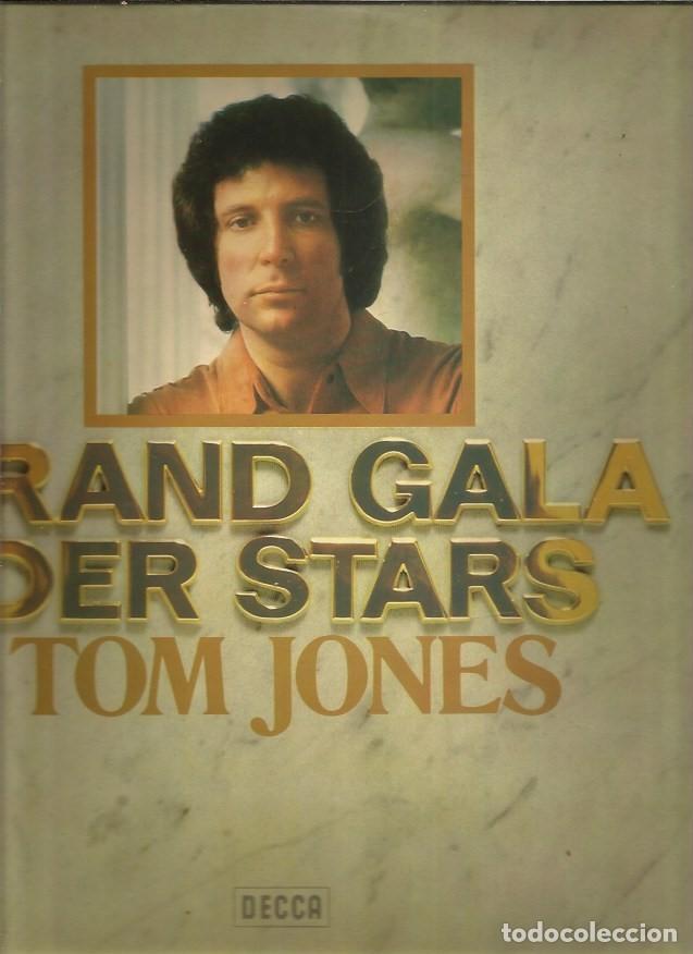 TOM JONES GRAND GALA (Música - Discos - LP Vinilo - Pop - Rock - Internacional de los 70)