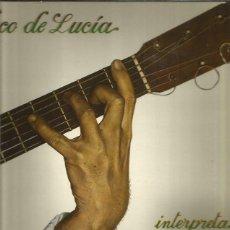 Disques de vinyle: PACO DE LUCIA INTERPRETA FALLA. Lote 268768424