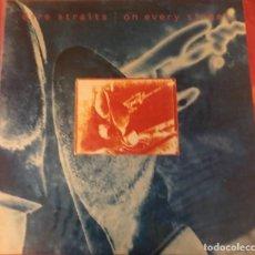 """Discos de vinilo: DIRE STRAITS """"ON EVERY STREET"""", LP EDICIÓN ESPAÑOLA 1991. Lote 268802104"""