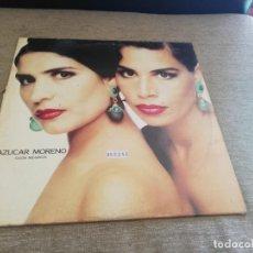 Discos de vinilo: AZUCAR MORENO-OJOS NEGROS. LP. Lote 268804284