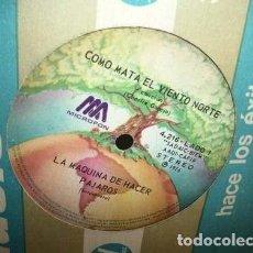 Discos de vinilo: LA MAQUINA DE HACER PAJAROS. SIMPLE. Lote 268805029