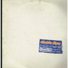 Discos de vinilo: COMPUTER CONTROLLED - ELECTRIC DISCO - MAXI SINGLE 1997 - ED. ALEMANIA. Lote 268818644