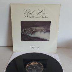 Discos de vinilo: CLUB HOUSE / DO IT AGAIN (MEDLEY WITH BILLIE JEAN) MAXI SG-EPIC-1983 / MBC. ***/***. Lote 268833309