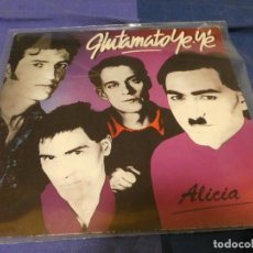 Discos de vinilo: LP GLUTAMATO YE YE ALICIA BUEN ESTADO. Lote 268834739