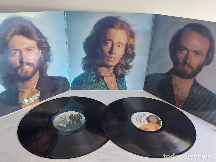 BEE GEES / GREATEST / DOBLE LP-GATEFOLD(TRÍPTICO) RSO-1979 / MBC. ***/*** (Música - Discos - LP Vinilo - Pop - Rock - Internacional de los 70)