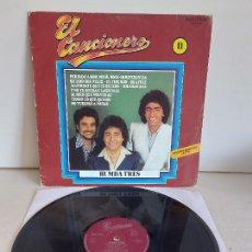 Discos de vinilo: RUMBA TRES / EL CANCIONERO / 11 / LP - BELTER-1979 / MBC. ***/***. Lote 268840219