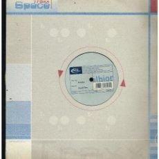 Discos de vinilo: ALBION .- LIQUID FLOW - MAXI SINGLE 1998 - ED. ALEMANIA. Lote 268841604