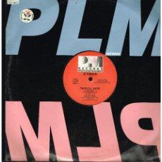 Discos de vinilo: II PRIDE - TROPICAL SNOW - MAXI SINGLE 1992 - ED. ITALIA. Lote 268842809