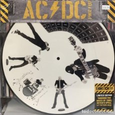 Disques de vinyle: AC/DC – THROUGH THE MISTS OF TIME / WITCH'S SPELL -LP PICTURE RSD 2021-. Lote 268844529
