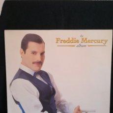 Discos de vinilo: LP FREDDIE MERCURY - THE FREDDIE MERCURY ALBUM, 1992 ESPAÑA, EXCELENTE. Lote 268867324