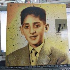 Discos de vinilo: FRANCO BATTIATO LP FISIOGNOMICA EDICIÓN ITALIANA ESPAÑA 1988 CARPETA DOBLE. Lote 268869489