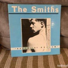 Discos de vinilo: THE SMITHS – HATFUL OF HOLLOW. DISCO VINILO. ESTADO VG+/VG+-. 1984. Lote 268871154