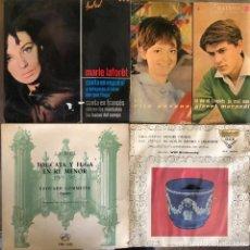 Discos de vinilo: LOTE 4 DISCOS DE VINILO. Lote 268882199
