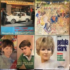 Discos de vinilo: LOTE 4 DISCOS DE VINILO. Lote 268882499