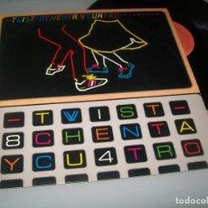 Disques de vinyle: TWIST OCHENTA Y CUATRO - FIVE RECORDS ..LP DE 1987 - DANCE DISCOTECA .- BUEN ESTADO. Lote 268889059