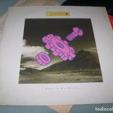 Discos de vinilo: LEVEL 42 - WORLD MACHINE .. LP DE POLYDOR 1985 - CON LETRAS - ESPAÑOL. Lote 268892619