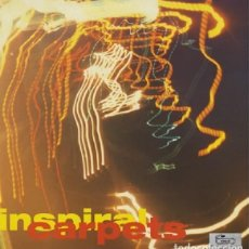 "Discos de vinilo: INSPIRAL CARPETS * 12"" MAXI VINILO* COMMERCIAL RAIN * CARPETA GATEFOLD * UK 1990. Lote 268893074"