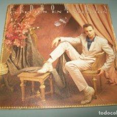 Discos de vinilo: PEDRO MARIN - ESPECIES EN EXTINCION ..SINGLE - TEMA DE CARLOS BERLANGA - 1985. Lote 268894194
