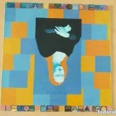 Discos de vinilo: LA MODE - LEJOS DEL PARAISO (MINI-LP) 1985. Lote 268898234