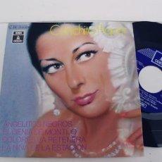 Discos de vinilo: CONCHITA PIQUER-EP ANGELITOS NEGROS +3-NUEVO. Lote 268902404