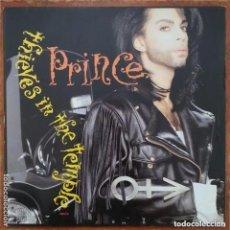 Discos de vinilo: PRINCE - THIEVES IN THE TEMPLE (MX) 1990. Lote 268903584