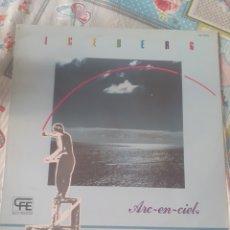Discos de vinilo: ICEBERG ARC EN CIEL. Lote 268913649