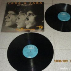 Discos de vinilo: LOS CHUNGUITOS - CARA A CARA SUS 25 MAYORES EXITOS - SPAIN - EMI - 2LP.S - REF 156 12 2008 3 - L -. Lote 268922249