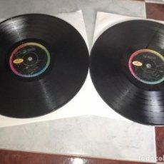Discos de vinilo: LOTE DE 2 LPS DE LOS BEATLES-PERTENECIENTE A LAVALIOSA CAJA EDICIÓN LIMITADA VALORADA EN MAS DE 300€. Lote 268924479