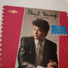 Discos de vinilo: LP DISCO VINILO PAUL YOUNG. Lote 268924774